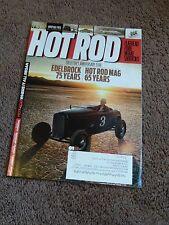 Hot Rod Magazine 2013 January Collector's Anniversary Issues & 800 HP Baja Truck