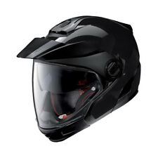 HELMET CROSSOVER NOLAN N40-5 GT CLASSIC N-COM - 3 Glossy Back SIZE M
