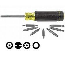 Klein Tool 15 Piece Multi-Bit Tamperproof Screwdriver