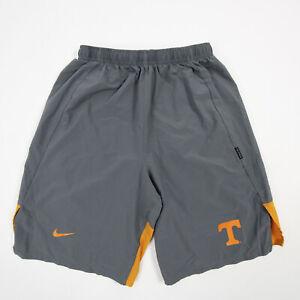 Tennessee Volunteers Nike Dri-Fit Athletic Shorts Men's Gray/Orange Used