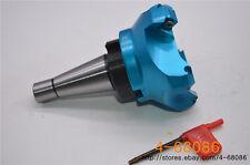 KM12-80-22-5F Al CNC Mill Cutter + NT30 FMB22 arbor