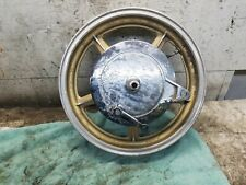 1986 Yamaha Virago XV700 XV 700 Rear Wheel