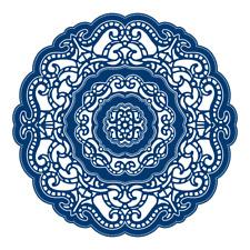 Tattered Lace Encaje arquitectónico Círculo Die Set TLD0662-Libre 1st clase UK P&P