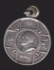 1933 Pope Pius XI Silver Medal