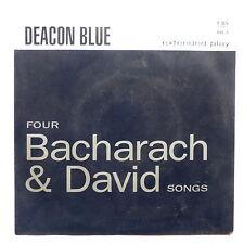 deacon blue Four Bacharach & David songs DEAC 12