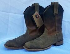 Red Wing Irish Setter Mens Deadwood Square Toe Cowboy Western Boots 2825