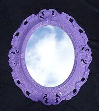 Ovale Deko-Spiegel fürs Badezimmer mittlere Breite (30cm-60cm)