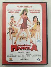 DESNUDATE MARCELA - DVD Sexy Comedia con FELICIA MERCADO y CARMEN SALINAS