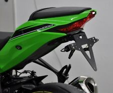 Support de plaque d'immatriculation/Queue tag Kawasaki ZX-10R ab 16 réglable,