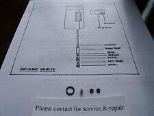 SUPERIOR  ROLLERGAS LIGHTER  SERVICE/REPAIR KIT