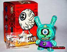Cyco 78 - Mishka x Kidrobot Dunny 2/20 Series 2016 - Brand New in Box