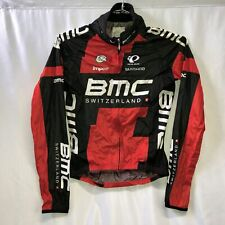 BMC Pro Cycling Pearl Izumi Mens Rain Wind Jacket XS Extra Small