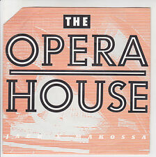 "Jack E MAKOSSA Disque 45T 7"" THE OPERA HOUSE -AFRICAN MIX -TOM TOM CLUB 101547"