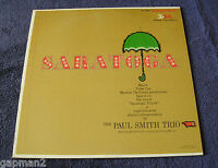 The Paul Smith Trio 1959 Imperial STEREO LP Saratoga cLEAn NM+