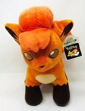Vulpix Build A Bear Pokemon Plush with Sound