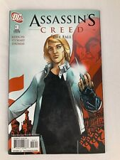 Assassin's Creed The Fall Comic Book Issue 3 DC Comics 2011