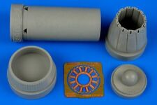 Aires 1/48 JAS-39C Gripen exhaust nozzle - closed for Kitty Hawk kit # 4604