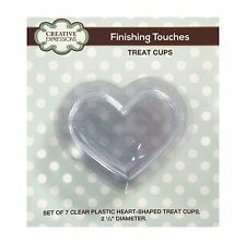 Creative Expressions - Sue Wilson Fillables Heart Treat Cups - For Use With Dies
