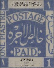 British PALESTINE Stamps & Postal History, 2012 Spink auction catalogue