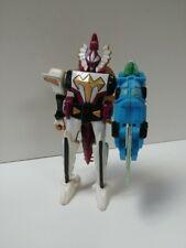 Power Rangers STEGAZORD / Megazord 6 inch Action Figures 2003