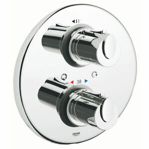 Grohe Grohtherm 1000 Thermostatic Shower Valve HP  (includes Dual Control) Ch...
