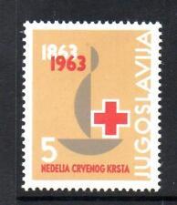 YUGOSLAVIA MNH 1963 SG1073 OBLIGATORY TAX - RED CROSS