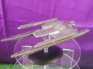 STAR TREK STARSHIPS COLLECTION - U.S.S. KOBAYASHI MARU ECS-1022 XL & MAGAZINE