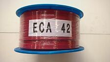 TWIN CORE 4MM FIGURE 8 RED/BLACK 100M SPEAKER WIRE CABLE 15 AMP TYCAB 12V 2