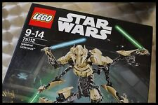 LEGO STAR WARS 75112 GENERAL GRIEVOUS BUILDABLE FIGURE NEW AND SEALED RETIRED