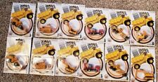 LOT 12 -Zee Toys Mini Macks Die Cast Metal Trucks W/ Moving Parts - Construction