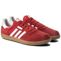 Adidas Mens  Leonero Shoes Suede Trainers Retro Vintage Originals  8.5/9.5/10.5