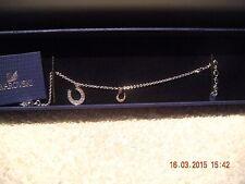 Swarovski crystal -Fashion Bracelet - Lucky Horseshoes