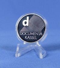 10 Euro BRD 2002 J , Documenta Kassel , 925 Silber *PP/Proof  ( BRD - 3 )