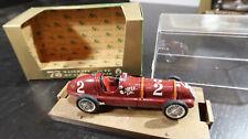 g Brumm R75 1:43 Maserati 8 CTF HP 350 1950