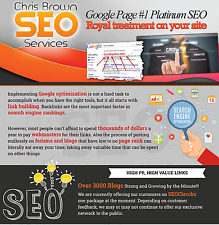 Google SEO: Ultimate Ranking Package - Top Google Results - Real Improvements