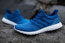 Adidas Ultra Boost 3.0 7 UK x Parley Blue Men Trainers Running Core BB4762