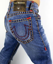 True Religion $329 Men's Billy Bootcut Super T Brand Jeans - MDABK622W