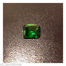 Emerald Cut 10x8mm, Cubic Zirconia AAA Grade,