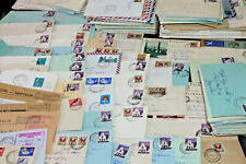 SOUTH AFRICA - STUDY LOT OF POSTMARKS ON COVERS -  500+ LOTS OF VARIETY