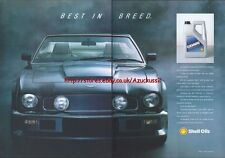 Shell Gemini Motor Oil 1988 Magazine Advert #2912