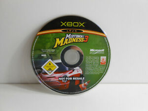 Midtown Madness 3 für Microsoft Xbox (nur Disc)