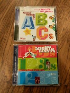 They Might Be Giants - Here Come The ABCs & 123s Children's CDs