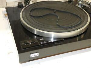Sansui SR-222 MK2 Vintage Hi Fi System Use Record Vinyl Player Turntable Deck
