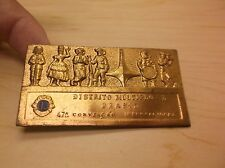 CR2)Vintage Distrito Multiplo Brasil 47th International Conventio Lions Club Pin