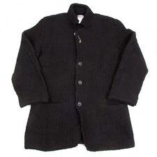 Yohji yamamoto pour homme Long wool knit jacket Size 4(K-32148)