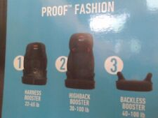 Graco Tranzitions 3-in-1 Harness Booster Car Seat - 2019 Distressed Box