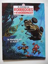 Robbedoes en Kwabbernoot nr 55 April 2016