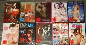 DVD Paket bis FSK 18 (10 DVDs Erotik) - NEU - OVP (1)