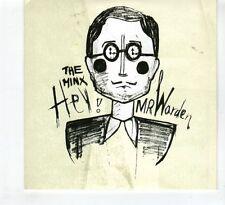 (HD904) The Minx, Hey! Mr Warden - 2013 DJ CD