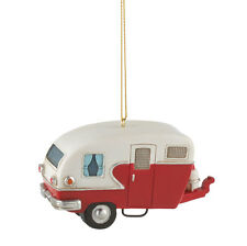 "CAMPER TRAILER Christmas Tree Ornament, 4"" Long, by Midwest CBK"